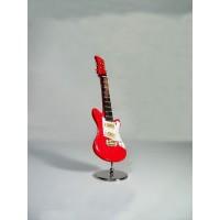Miniatura guitarra eléctrica modelo GE8R-16S