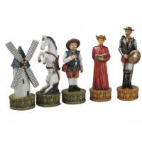 Juego ajedrez Don Quijote
