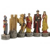 Juego ajedrez Troya y Esparta