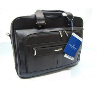 Maletín piel Miguel Bellido viaje (Leather Briefcase)