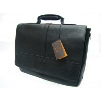 Maletín portadocumentos piel Rosme 5237N (Leather Briefcase)