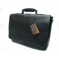 Maletín portadocumentos piel Rosme 5237N (Leather Briefcase) Frente