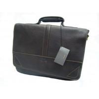 Maletín portadocumentos piel Rosme 5237M (Leather Briefcase) Frente