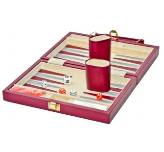 Backgammon en maletín