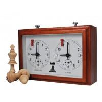 Reloj de ajedrez cerezo