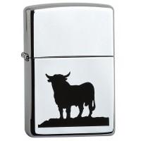 Zippo encendedor toro